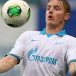 Moscow Dynamo presented to the player in football tomЕЎ Hubocan