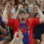 Before the tournament CSKA - Spartak incidents and skirmishes fans not fixed