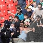In fact fight the fans of FC Tom sotrudniki law enforcement criminal Case