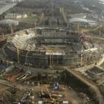 Poltavchenko: Zenith arena in St. Petersburg will host the matches of the championship of Russia on football in 2016