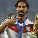 Media: player Khedira has not played in the game super Cup Europe because of the refusal to renew the contract