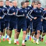 The national team of Russia on football in Khimki will play a friendly match with the team of Azerbaijan