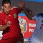 Team Russian beach soccer failed to reach the final of the European Cup