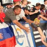 Team Russian beach soccer came in the final of world Cup 2015