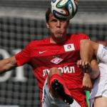 The chances of the player in football Spartak Artem Dzuba to play in Sunday's game against CSKA high
