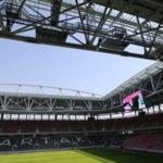 Stadium Spartak Moscow Open arena received from the RFU certificate of higher category