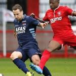 The transfer of the player in football Twente Quincy of Promesa will cost Spartacus eleven, 5 million euros