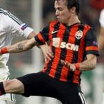 Coach Lucescu's Shakhtar: the behavior of the player in football Bernard unexplained