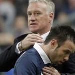 Coach of the France soccer Didier Deschamps advised Mathieu Valbuena go Dynamo