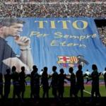 Training field Barcelona to be named in honor of the deceased head coach