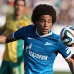 UEFA has rejected the appeal of the Zenith on the issue of two-match disqualification Axel Witsel