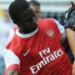 Ufa signed a contract With the former footballer London Arsenal Emmanuel Frimpong