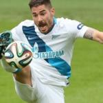 Zenith : Javi Garcia was declared on UEFA Champions League group stage because of good Shuttle service
