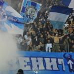 Zenith has the ability to be fined five hundred thousand Rubles for the behavior of fans in the game with Arsenal